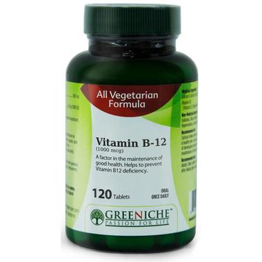 Greeniche Vitamin B-12