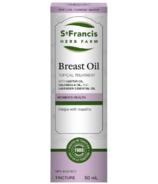 St. Francis Herb Farm Breast Oil