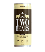 Two Bears Cold Brew Coffee Mocha