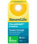 Renew Life FloraSMART Regular Strength 2 Billion Active Cultures