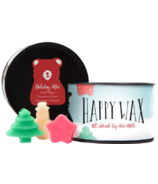 Happy Wax Tin Holiday Mix