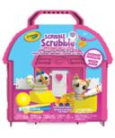 Crayola Scribble Scrubbie Pets Backyard Bungalow Playset