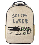 SoYoung x Wee Gallery Alligator Toddler Backpack