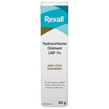 Rexall Hydrocortisone 1% Anti-Itch Ointment