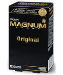 Trojan Magnum Original Lubricated Condoms