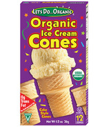 Let's Do...Organic Ice Cream Cones