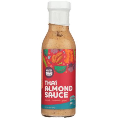 Yai\'s Thai Almond Sauce