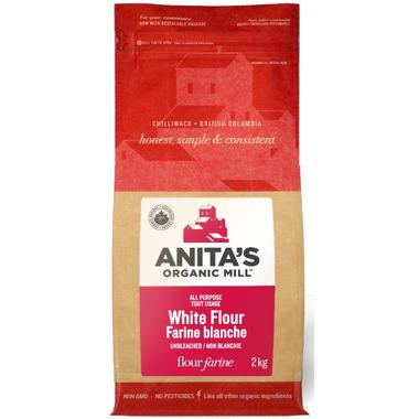 Anita\'s Organic Mill Organic Unbleached White Flour