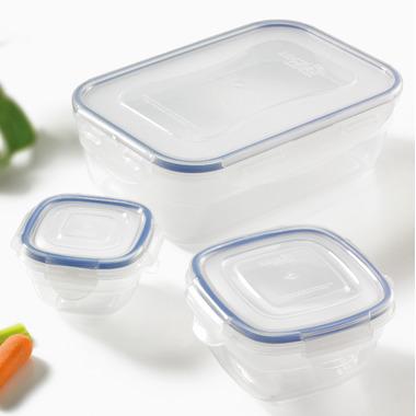 Lock & Lock Sandwich Container Set