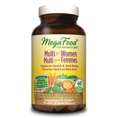 MegaFood Multi for Women