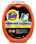 Tide POWER PODS Laundry Detergent Liquid Pacs 10X Heavy Duty
