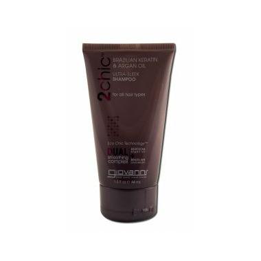 Giovanni Brazilian Keratin & Argan Oil Shampoo Travel Size