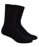 Dr. Segal's Diabetic Socks Black