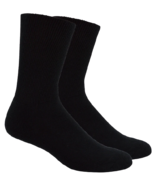 Dr. Segal's Diabetic Socks Black