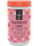 Natreve Vegan Protein Powder Strawberry Shortcake