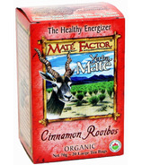 Mate Factor Yerba Mate Organic Cinnamon Rooibos Tea