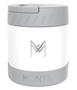Montii Co Insulated Food Jar White
