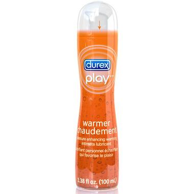 Durex Play Warmer Lubricant