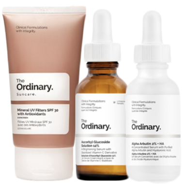 The Ordinary Brightening Bundle