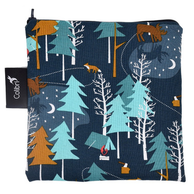 Colibri Reusable Snack Bag Large Camp Out