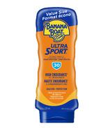 Banana Boat Ultra Sport Sunscreen Lotion SPF 30