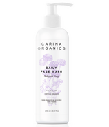 Carina Organics Daily Face Wash