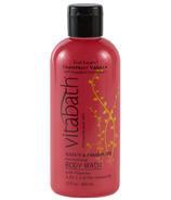 Vitabath Grapefruit Vanilla with Grapefruit Extract Body Wash