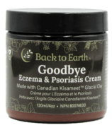 Back to Earth Goodbye Eczema & Psoriasis Cream