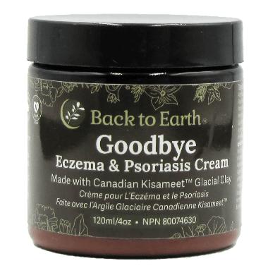 Back to Earth Goodbye Eczema & Psoriasis Cream