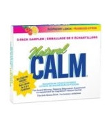 Natural Calm Magnesium Citrate Powder Travel Pack