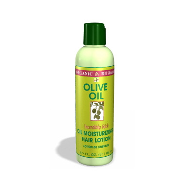 Organic Root Stimulator Olive Oil Moisturizing Hair Lotion