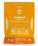 Method Laundry Detergent Pack Sample Ginger Mango