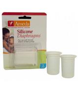 Ameda Breast Pump Silicone Diaphragms