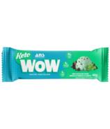 ANS Performance Barre KetoWOW aux morceaux de chocolat à la menthe