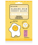 SUGU Egg White Sheet Mask