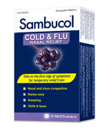Sambucol Cold & Flu Nasal Relief