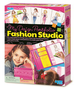 4M My Design Portfolio Fashion Studio