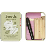 Kikkerland Seeds Garden Kit