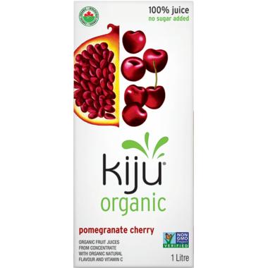 Kiju Organic Pomegranate Cherry Juice