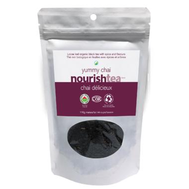 Nourishtea Yummy Chai Loose Leaf Tea