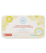 The Honest Company Honest Wet Mopping Pads Citrus Rosemary