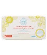The Honest Company Honest Wet Mopping Pads Citrus Rosemary