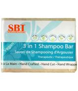 SBT Seabuckthorn 3-in-1 Shampoo Bar