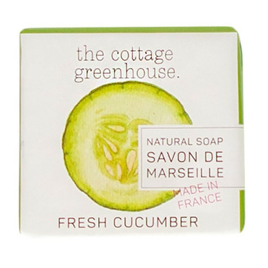 The Cottage Greenhouse Fresh Cucumber Soap