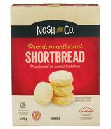 Nosh & Co. Premium Artisanal Shortbread Cookies