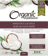 Organic Traditions Shredded Coconut