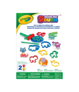 Crayola Modeling Dough Cut & Create Animal Set