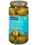 Savor Green Whole Olives Halkidiki