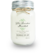 The Scented Market Soy Wax Candle Bundle Of Joy