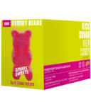 SmartSweets Sour Gummy Bears Bulk Pack